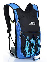 12 L Походные рюкзаки Велоспорт Рюкзак Тренажерный зал сумка / Сумка для йогиРыбалка Восхождение Плавание Спорт в свободное время