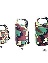 Waterdicht/Drijven/Compact/Multifunctionele - Waterproof Dry Bag/Reizen Duffel ( Blauw , 20 )