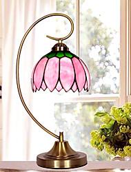Metal - Lámparas de Escritorio Tiffany