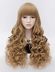Harajuku Japanese Wind Fluffy Big Cos Wig