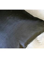 cleawance vendita prezzo più basso rivestimenti 100% copertina in lino fiammato poliestere sguardo cuscino