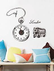 DIY Europe Watch Wall Clock