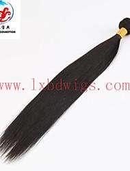 Couleur naturelle 16inch directement 100% cheveux humains cheveux indiens