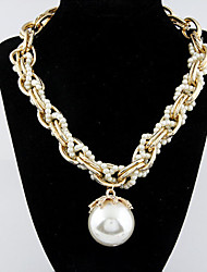 Haha New Arrival Fashion High Quality Popular Pearl Necklace