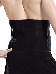 Ceinture Lombaire Appui de sports Extensible / Soutien des muscles Yoga / Boxe / Fitness / Course Noir