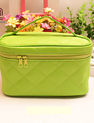 Handcee® Hot Sale Nylon Quilting Women Cosmetic Bag