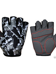 Outdoor Sports Motorcycle Cycling Tactical Gloves  Tactical Gloves  Apparel & Accessories    Black