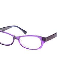 [lense livre] retângulo acetato de full-jante óculos de computador prescrição moda