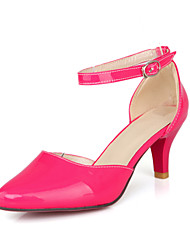 Women's Shoes Kitten Heel Pointed Toe Ankle Strap  Pumps Shoes More Colors available
