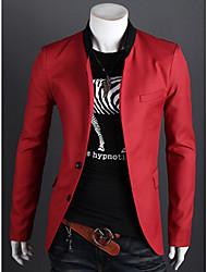 Amanda  Men's Casual Long Sleeve Suits & Blazers