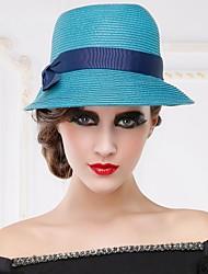 Celada Sombreros Casual/Al Aire Libre Cestería Mujer Casual/Al Aire Libre 1 Pieza