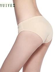 Mutandine Donna Senza cuciture/Slip modellanti Vera pelle/Elastene