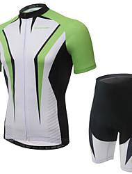 Trajes ( Como en la foto ) - Transpirable/Permeabilidad a la humeda/Capilaridad/Bandas Reflectantes/Bolsillo trasero - de Ciclismo - de