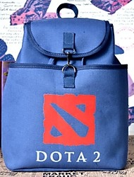 DOTA2 Online Game Logo Backpack Cosplay Backpack/Bag