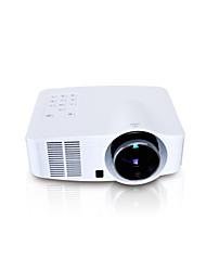 por exemplo led3018 castor ™ de baixo custo projector de cinema em casa HD projetor 3D com wi-fi suporte do sistema android 1080p fnl0808