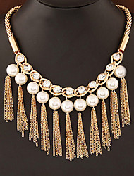 Colorful day  Women's European and American fashion necklace-0526159