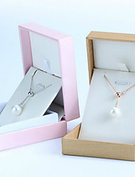 Silver Silver Necklace Korean Star with a Single Pearl Necklace Shell Pearl Pendant Pearl Necklace Tassel