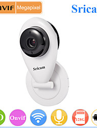 Sricam Onvif IR-CUT HD 720P Wifi Smart Home Security IP Camera SP009A Support 128G Micro SD Card