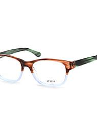 [lentes livres] wayfarer acetato de full-jante óculos de prescrição retro