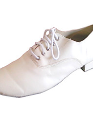 Sapatos de Dança ( Branco ) - Homens Latim/Moderno/Salsa/Sapatos Padrão