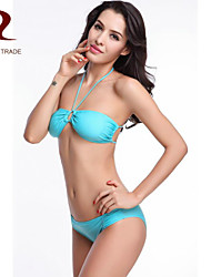 New Design Wholesale hot Sexy Fashion Bandage Plain bikini