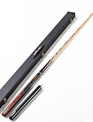 3/4 Jointed  Handmade Snooker/Billiard Riley Cue Ronnie O`Sullivan World Champion Series Ros-2 +cue case