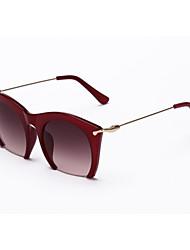 mujeres 's 100% UV Oval Sonnenbrillen