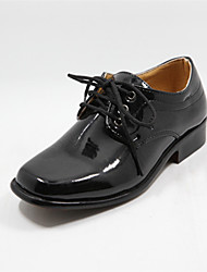 Oxfords-Light Up Shoes-Rasteiro-Preto-Courino-Ar-Livre