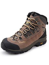 Clorts-Men's Shoes Outdoor Waterproof Hiking Shoes