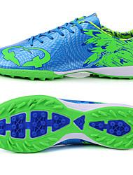 Men's/Women's/Unisex Football Sneakers Anti-Slip/Damping/Cushioning/Waterproof Shoes Yellow/Black/Blue/Orange