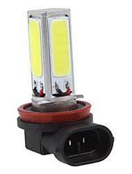 h11 12w 1120lm 4LED 6500-7500k cob SMD carro auto viragem sinal lâmpada bulbo de luz de nevoeiro 12v branco