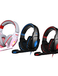 G4000-head-mounted stereo headset computer headset computer game