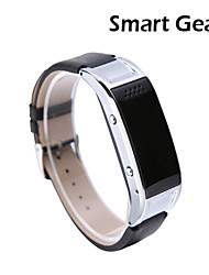 "Lincass D8S Bluetooth 3.0 0.49""Bracelet Smart Band Watch Smartwatch for Samsung HTC LG Huawei Android Phone"