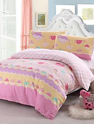 casa norte 3 peças têxteis-lar (camellia)