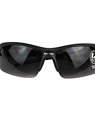Men Black Outdoor Durable Anti-explode Glasses