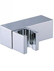 support de douche à main tournante abs carré en plastique crochet de douche réglable support de douche à main