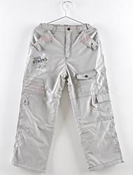 Pantalones Boy - Primavera/Otoño - Algodón
