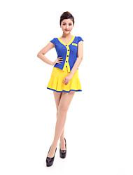 Costumes - Uniformes - Féminin - Halloween/Carnaval - Top/Jupe