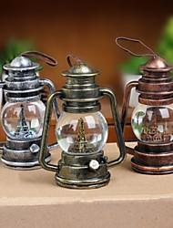 la décoration de la lampe à kérosène rétro (distribution aléatoire)