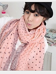 Women Cute Bohemia Retro Lace Scarf Shawl
