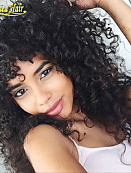 """Best Selling Lace Hair Wig 10""""-32"""" Brazilian Human Full Lace Wig 100% Unprocessed Kinky Curly remy Hair Wigs"""