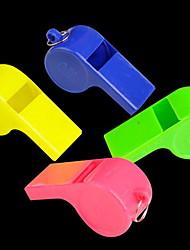 silbatos color caramelo (despacho de color al azar)