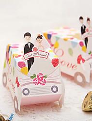 Bomboniere scatole - per Matrimonio/Addio al celibato/nubilato Non personalizzato - di Carta