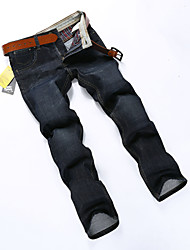 Men's Vintage/Casual/Work Jeans/Long pants(Cotton)