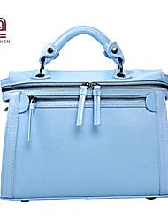 handcee® best seller stile semplice vera pelle bovina di moda donna borsa in vera pelle