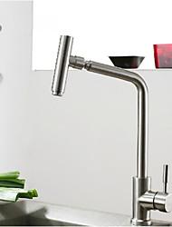 Acier inoxydable 304 de l'eau purifiée robinet de cuisine mélangeur potable filtre à eau du robinet sans plomb bec