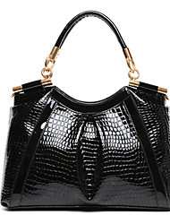 WEST BIKING® European And American Fashion Atmosphere Crocodile Handbags Wild Shoulder Diagonal Handbags