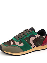Men's Shoes Outdoor Fashion Sneakers Green/Gray
