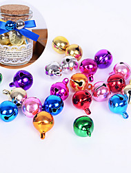 Color Circular Bell (Set of 50 Excluding Accessories)