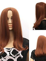 Europe et le modèle de détonation de haute qualité de cheveux fashion girl perruque nécessaire